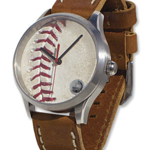 MLB Game Ball Watch