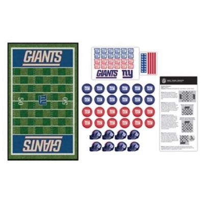 Masterpieces 41452 Ny Giants Checkers Puzzle