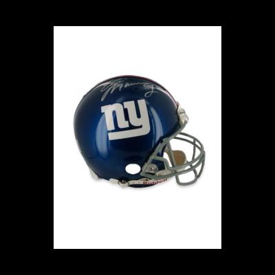 Eli Manning Signed Football Helmet