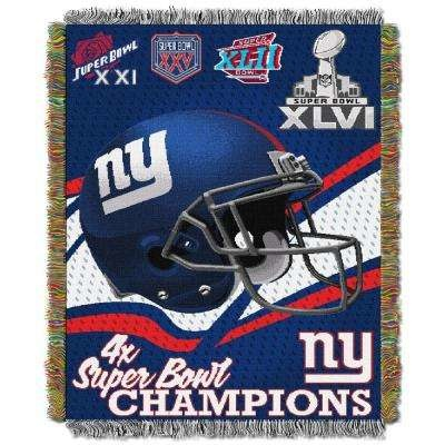 NEW YORK GIANTS TAPESTRY