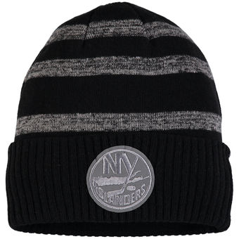 New York Islanders Reflective Sneaker Cuffed Knit Hat