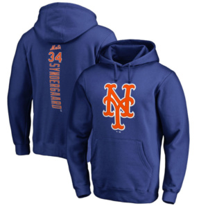 New York Mets Backer Pullover Hoodie Noah Syndergaard