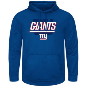 New York Giants Pick Six Pullover Hoodie
