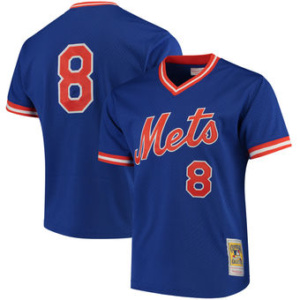 New York Mets Gary Carter Batting Practice Jersey