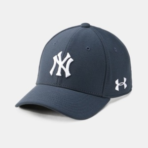 MLB Adjustable Blitzing Cap Boys' Baseball Headwear