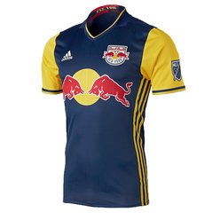 ADIDAS NEW YORK RED BULLS AUTHENTIC jersey MENS