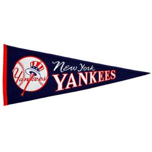 Winning Streak Sports Cooperstown Yankees Pennant