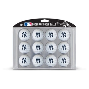 New York Yankees Golf Balls
