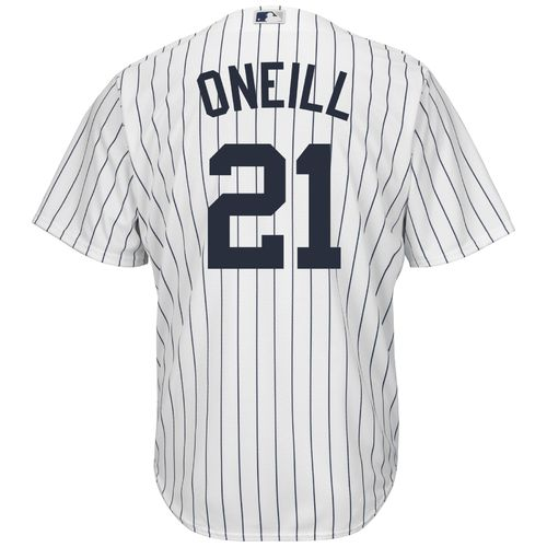 new concept 7ec68 d32bc Majestic Men's New York Yankees Paul O'Neill #21 Cool Base Replica Jersey