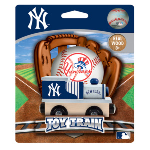 NEW YORK YANKEES SPORTS TOY TRAIN ENGINE