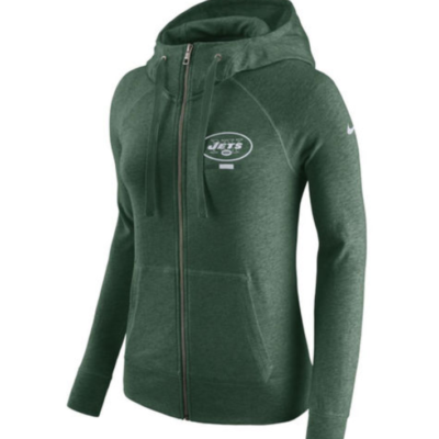 NY JETS HOODIE WOMEN