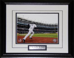 Derek Jeter New York Yankees baseball MLB frame