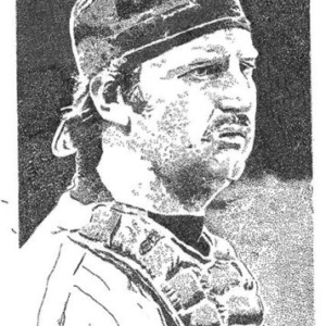 THURMAN MUNSON PORTAIT