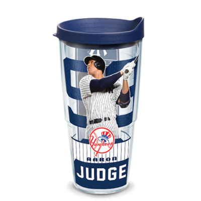 AARON JUDGE TUMBLER