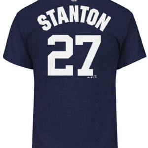 Stanton New York Yankees t-shirt