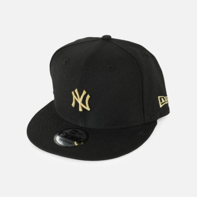 ny yankees gold badge cap
