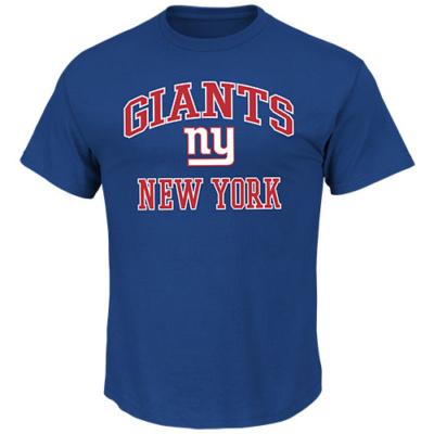 NY GIANTS T SHIRT