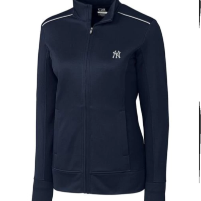 ny yankees full zip jacket