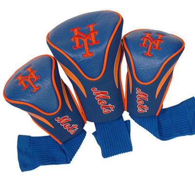 ny mets golf covers