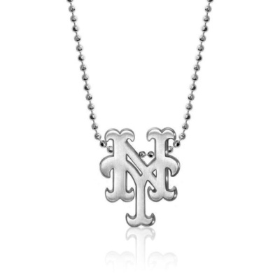 NY METS NECKLACE
