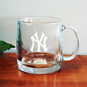 New York Yankees 13oz. Personalized Coffee Mug