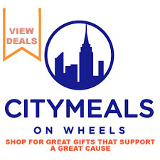 Citymeals on Wheels-shop for a cause!