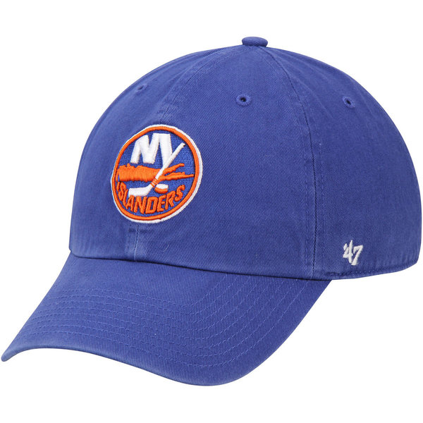 913e865a95f 47 BRAND NEW YORK ISLANDERS CLEAN UP ADJUSTABLE HAT - NY Sports Shop