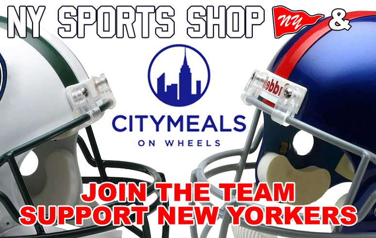 NY SPORTS SHOP AND CITYMEALS ON Wheels