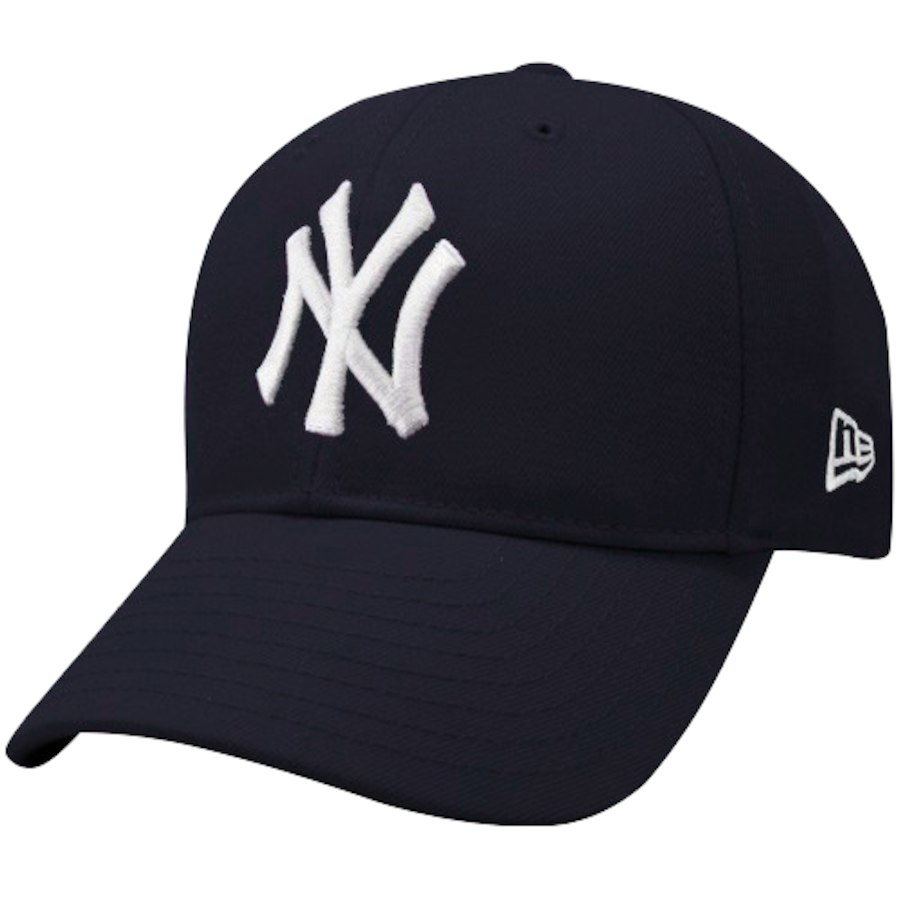 New Era New York Yankees 9FORTY Youth Cap Navy