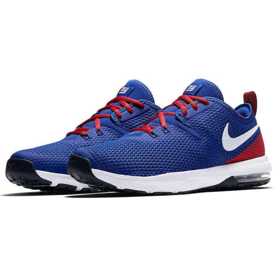 Men's Nike RoyalRed New York Giants Air Max Typha 2 Shoes