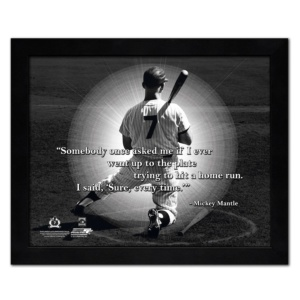 MICKEY MANTLE PHOTO