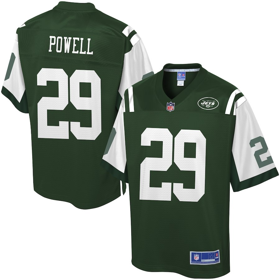 New York Jets Bilal Powell Team Color Jersey