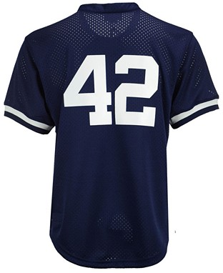 Men's Mariano Rivera New York Yankees Authentic Mesh Batting Practice-