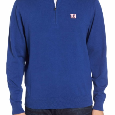 NY GIANTS SWEATER