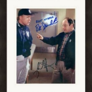 BUCK SHOWALTER AND JASON ALEXANDER