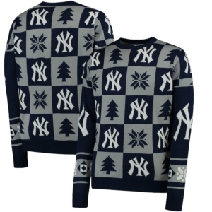 NY YANKEES UGLY SWEATER