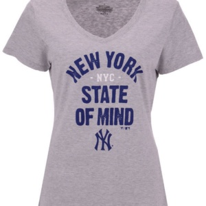 NY YANKEES WOMENS T-SHIRT