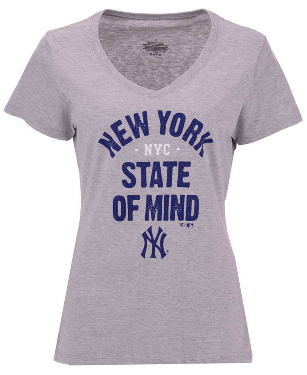 New York Yankees Hometown T-Shirt-Women s-Majestic - NY Sports Shop 6ce2fdd4899