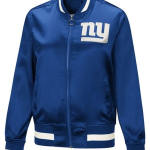 NY GIANTS WOMENS JACKET