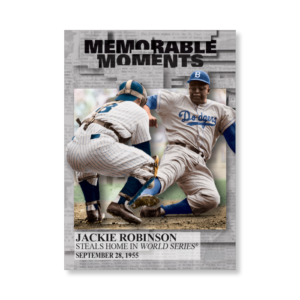 JACKIE ROBINSON POSTER