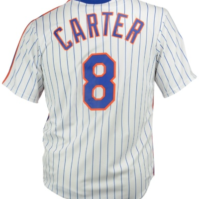 Gary Carter New York Mets Cooperstown Replica Jersey