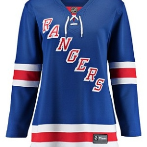 Women's New York Rangers Breakaway Jersey