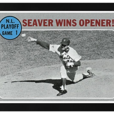 1970 Tom Seaver Archive Print #195