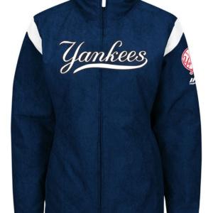 ny yankee womens jacket