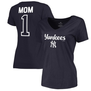 NY YANKEES WOMENS T SHIRT