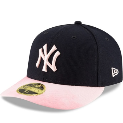 9d94e8ddd4fe5 New York Yankees New Era 2019 Mother s Day On-Field Low Profile 59FIFTY  Fitted Hat –