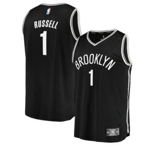 Fanatics Branded D'Angelo Russell Brooklyn Nets