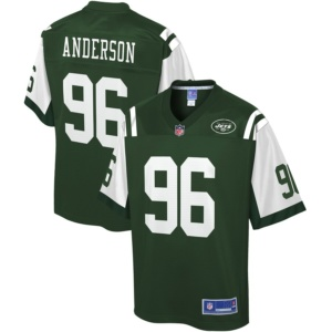 Henry Anderson New York Jets NFL Pro Line Player Jersey –