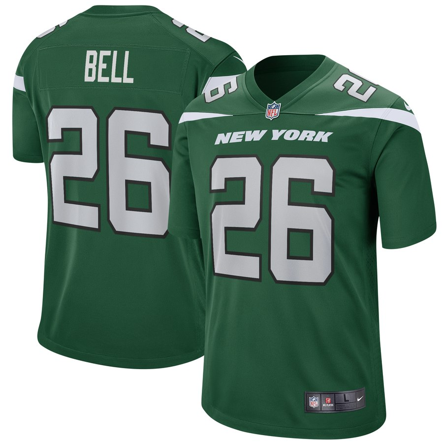 Le'Veon Bell New York Jets Nike Game Jersey