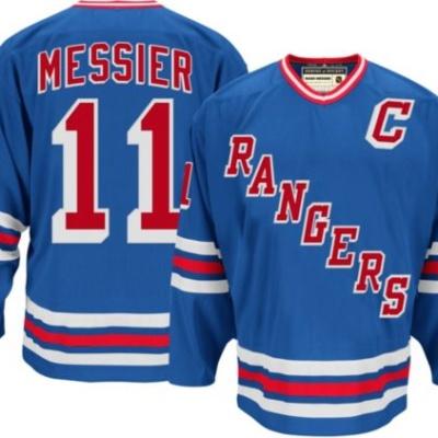 adidas Men's New York Rangers Mark Messier #11 Home Jersey